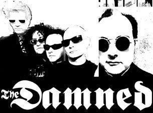 The Damned 40th Anniversary U.S. Tour