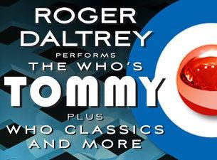 Roger DaltreyTickets