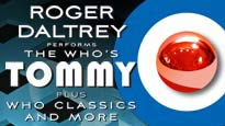 Roger Daltrey pre-sale passcode for early tickets in Costa Mesa