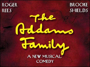The Addams Family (NY) Tickets