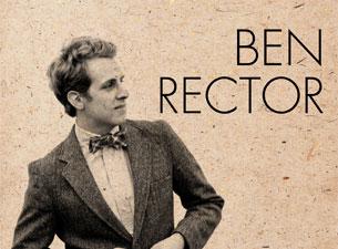 Ben Rector- Magic: The Tour