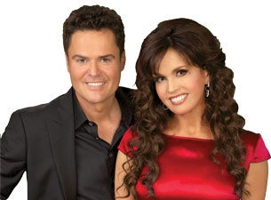 Donny & Marie (Chicago) Tickets