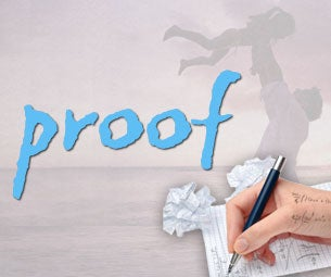 Walnut Street Theatre's Proof Tickets