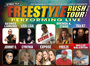 Freestyle Rush Tour Tickets