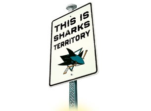 San Jose Sharks Coast to Coast SharkPak