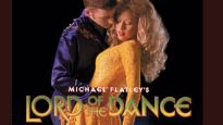 Michael Flatley Lord of the Dance presale password for musical tickets