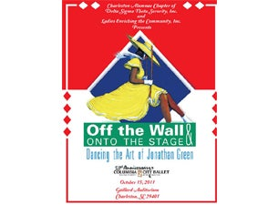 William Starrett: Off the Wall and Onto the Stage Tickets