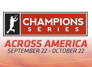 Champions Series Tennis Tickets