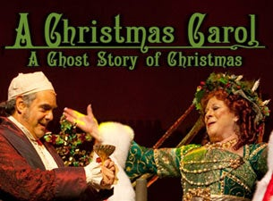A Christmas Carol At Ford's Theatre Tickets