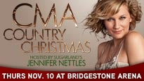 CMA Country Christmas Club Level Event presale code for show tickets in Nashville, TN (Bridgestone Arena)
