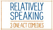 Relatively Speaking discount password for performance tickets in New York, NY (Brooks Atkinson Theatre)