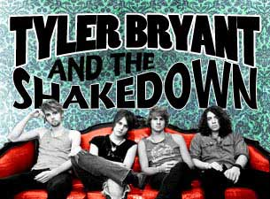 Tyler Bryant Tickets