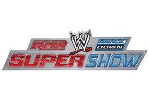 WWE SUPERSHOW Tickets