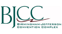 Logo for BJCC Exhibition Halls