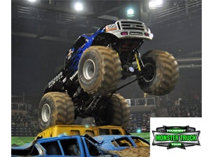 Toughest Monster Truck Tour - Suites and Loge