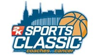 discount  for 2k Sports Classic Benefiting Coaches vs Cancer tickets in New York - NY (Madison Square Garden)
