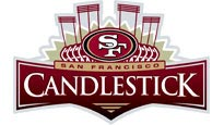 Logo for Candlestick Park