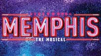 discount voucher code for Memphis (Touring) tickets in Hershey - PA (Hershey Theatre)