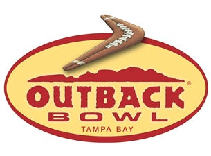 Outback Bowl Tickets