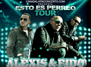 Alexis y Fido with special guests Fulanito and Diego Val