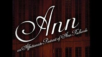 discount password for Ann: an Affectionate Portrait of Ann Richards tickets in Chicago - IL (Bank of America Theatre)