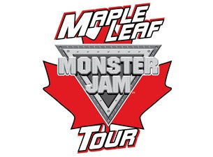 Maple Leaf Monster Jam Tour Tickets