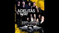 Adelitas Way at Club LA