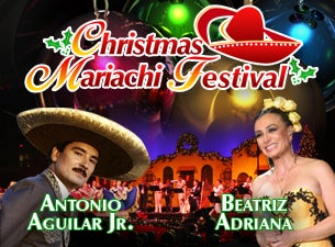 Christmas Mariachi Festival Tickets