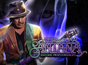 Supernatural Santana: A Trip Through the Hits Tickets