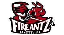 Fayetteville FireAntzTickets