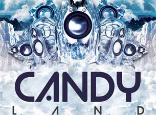 Candyland Tickets