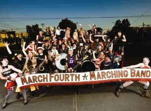 March Fourth Marching Band Tickets