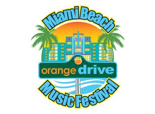 Orange Drive Miami Beach Music Festival Tickets
