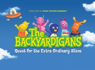 The Backyardigans Live Tickets