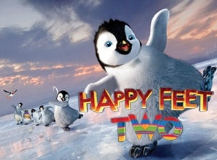 Happy Feet Two in IMAX 3D Tickets