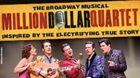 Million Dollar Quartet (Touring) pre-sale password for show tickets in New Orleans, LA (Mahalia Jackson Theater for the Performing Arts)