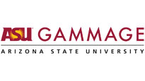 Logo for ASU Gammage