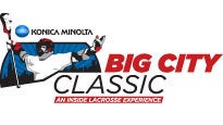 Konica Minolta Big City Classic Lacrosse discount offer for hot show in East Rutherford, NJ (MetLife Stadium)