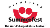 Logo for Marcus Amphitheater  Summerfest