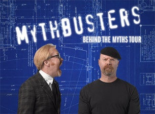 Mythbusters Tickets