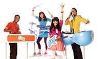 The Fresh Beat Band Live In Concert discount offer for performance in Davenport, IA (Adler Theatre)