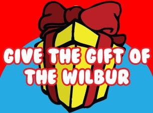 Wilbur Theatre Gift CertificateTickets