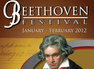 Beethoven Festival Tickets