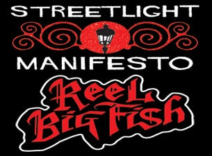 Streetlight Manifesto: The Somewhere in the Between Tour 2017