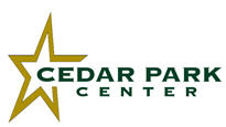 Logo for Cedar Park Center