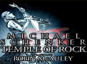 McAuley-schenker Group Tickets
