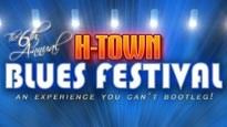 H-town Blues Festival presale code for show tickets in Houston, TX (Reliant Arena)