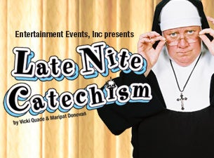 Late Nite Catechism Tickets