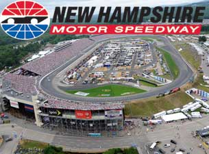 Logo for New Hampshire Motor Speedway