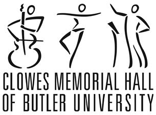 Logo for Clowes Memorial Hall